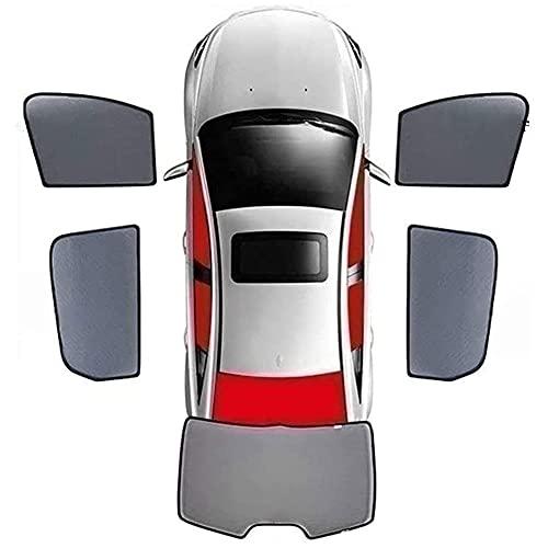 Parasol de Coche Para Ventana Lateral Para Subaru XV 2017, Magnético Parasoles Coche Laterales Traseras A Medida Para BebéS, NiñOs Y Mascotas Para MáXima ProteccióN Contra Rayos UVA