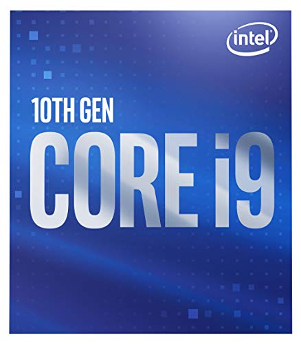 Intel Core i9-10900 (tatto: 2,80 GHz; attacco: LGA1200; 65 Watt) Box BX8070110900