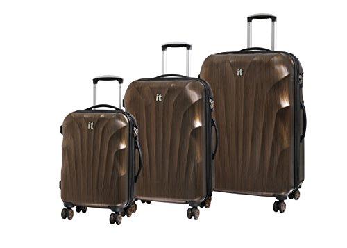 het bagage 3-delige set van Momentum 8 wiel Hard Shell Single Expander koffers met Tsa Lock koffer, 80 cm
