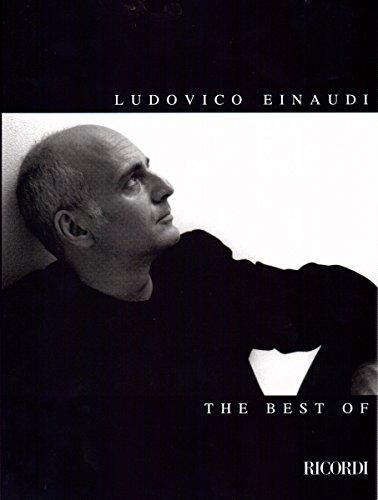 The Best Of Ludovico Einaudi – Partituras para Piano