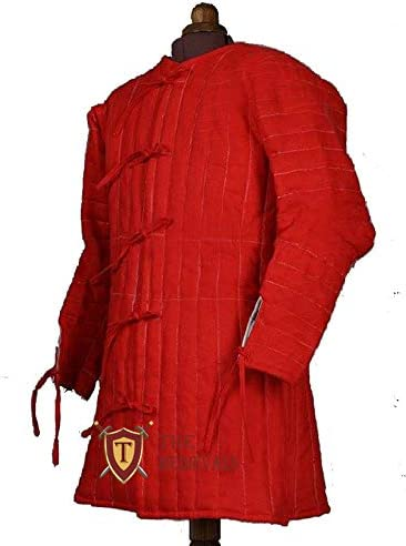 Large-scale Attention brand sale THE MEDIEVALS Medieval Thick Padded Sleeves Full Gam Length Half