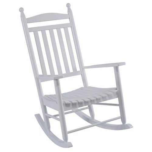 Jack Post KN-22W-JE Knollwood Classic Wood Rocking Chair
