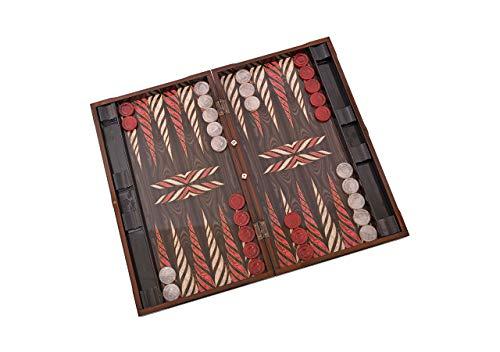 Master Games-T66 Backgammon-Tavla-43cmx22cmx5,0cm