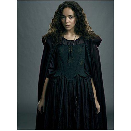 Salem (TV Show) Ashley Madekwe as Tituba Cloaked and Beautfiul 8 x 10 Inch Photo