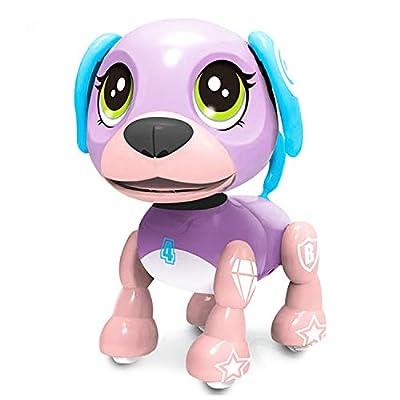 SoundOriginal Electronic Intelligent Pocket Pet Dog Interactive Puppy - Robot Dog Popular Toys Smart Pet Toy for Kids, Speech Recognition Dog, Voice Control - Talking & Dancing