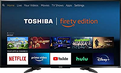 Toshiba 55LF711U20 55-inch Smart 4K UHD with Dolby Vision TV - Fire TV Edition from BEST BUY CHINA LTD