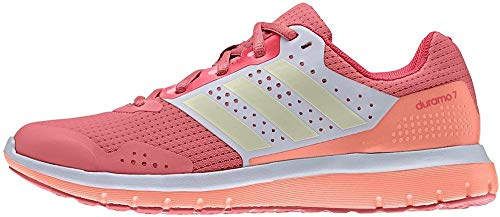 Adidas Duramo 7 W, Zapatillas de Running Mujer, Supbls/Dusmet/Shored, 37 1/3