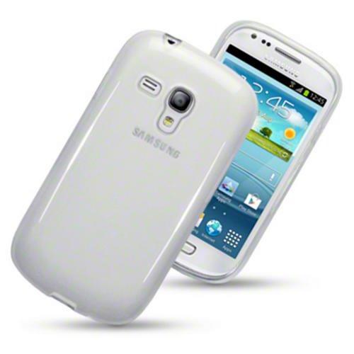 itronik Premium Schutzhülle Hülle Hülle TPU Silikon für Samsung Galaxy S3 Mini i8190 Smartphone - Transparent / Klar