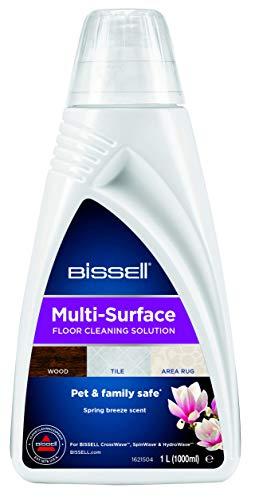 Bissell 1789L Multi-Surface Reinigungsmittel für Crosswave, Crosswave Pet Pro, Spinwave und andere Multiflächen-Reinigungsgeräte, 1 x 1 Liter