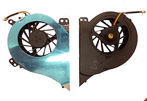 Ventilador de refrigeración de CPU para Ordenador portátil para DELL Studio 1745 1747 1749 P02E 0M578R M578R DC280006VF0 Nuevo