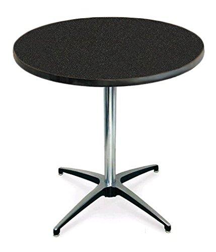 McCourt 72011LGN Laminate Pedestal Table Award-winning store x 30