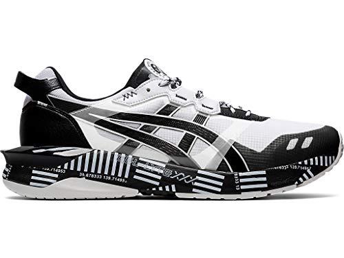 ASICS Men's Gel-Lyte XXX Shoes, 9M, White/Black