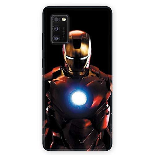 Schutzhülle für Samsung Galaxy A41, Motiv Iron Man Torse