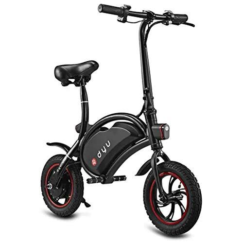 F-wheel DYU Smart Bicicletas Eléctricas D1 (Dyu D1 Deluxe)