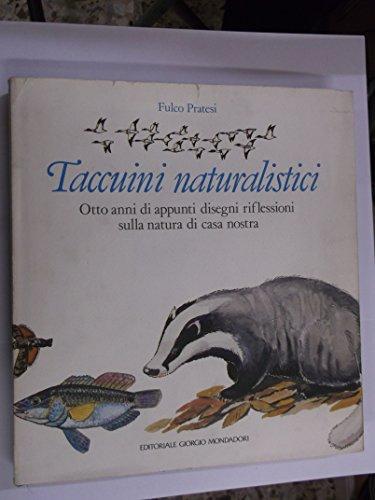 Taccuini naturalistici