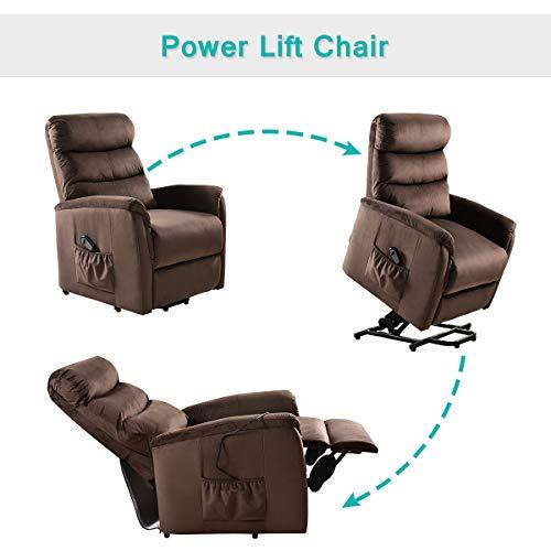 Giantex Power Lift Chair Recliner