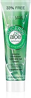 EVELINE GLICERINI HAND AND NAIL cream WITH ALOE VERA 100ML(8471)