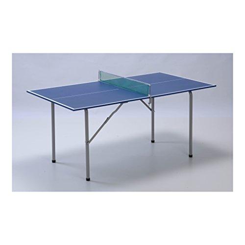 Garlando Tavolo da Ping Pong Junior Campo Gioco Cm 135X75 Blu