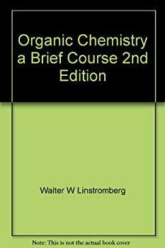 Hardcover Organic Chemistry a Brief Course 2nd Edition Book