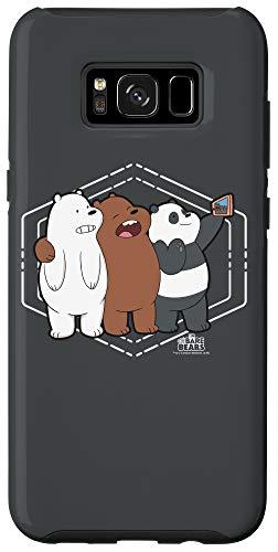 Galaxy S8+ We Bare Bears Selfie Case