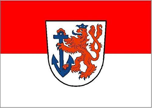 U24 Fahne Flagge Düsseldorf 90 x 150 cm
