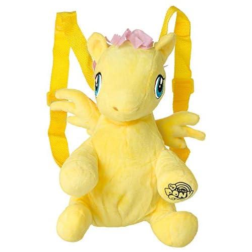 My Little Pony Zaino per bambini 3D peluche (Fluttershy)