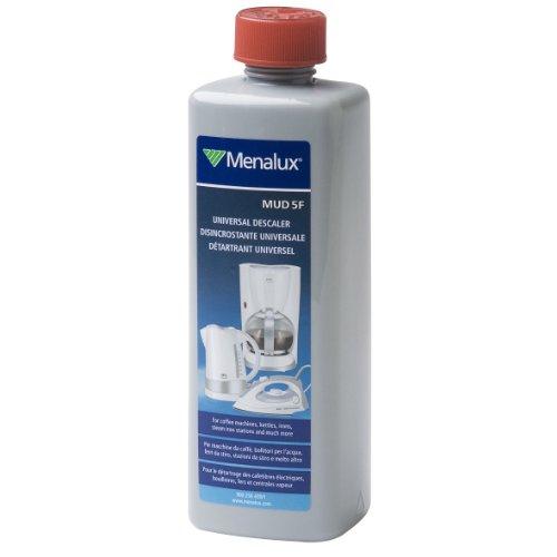 Menalux 900 256 435 MUD5S-Descalcificador Universal para Todo Tipo de cafeteras, hervidores de Agua y planchas