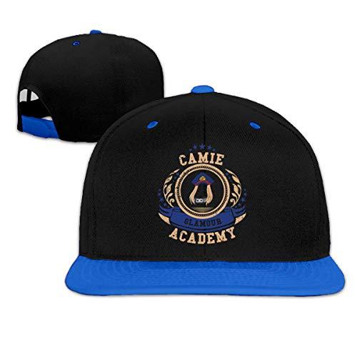 Ruduwu Hero Academi-a - All Might Men's Women's Adjustable Baseball Cap Sandwich Cap,Boku No Hero Academia - Camie Utsushimi,One Size