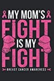 Cancer Warrior Family Support Breast Cancer Awareness: Daily planner notebook, A5 size (6 x 9 inches), 120 lined pages
