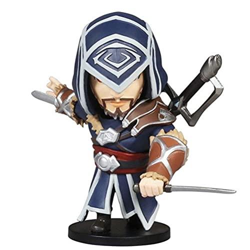 YLJXXY Pop Assassin's Creed Action Figure Ezio Modell Kollektor Spielwaren Geburtstagsgeschenk Kinder Vinyl Puppen Action Figure Autodekoration