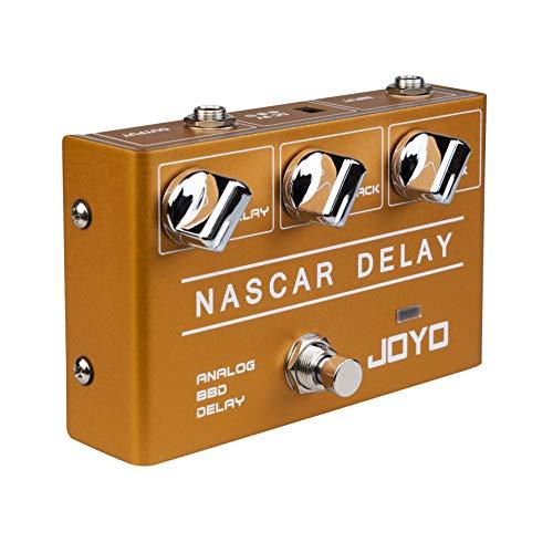 JOYO Nascar Delay Analog BBD Guitar Effect Pedal
