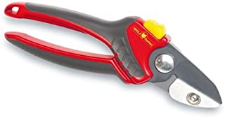 Wolf-Garten 73AFA005650 RS 4000 Premium Plus Garden Shears, 29x3.8x2.8 cm, Red