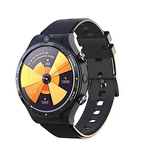 DLBJ Smartwatch Hombre de Pantalla Táctil Ccompleta Impermeable IP67, Pulsera de Actividad Inteligente con Deportes, Pulsómetro Sueño GPS Caloría para iOS y Android