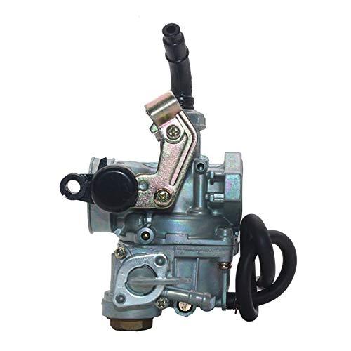 Hardware PZ19 - Cable de carburador de 19 mm con grifo de combustible para 50 cc 70 cc 90 cc 110 cc 125 cc CT ST 70 90 ATV/ajuste para ciclomotores Roketa TaoTao NST/Scooter