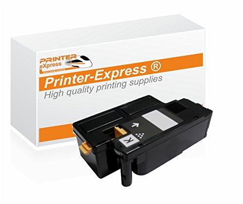 Printer-Express XL Toner ersetzt Dell 7C6F7, 593-11130 Toner für Dell C1660 C1660W / Dell C 1660 1660W Drucker schwarz