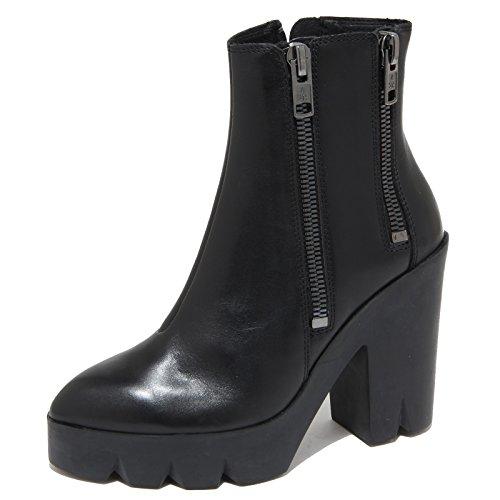 Ash 3900N Tronchetto Trouble Stivale Donna Boots Woman Nero [35]