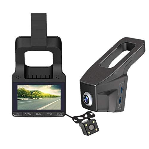 Cámara de coche Dashcam Cámara de coche Cámara de salpicadero Mini cámara de salpicadero Detector de cámara de velocidad Cámaras de coche con grabadora Cámara de coche