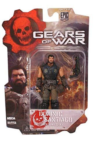 Gears Of Wars 52231 3.75-Inch Series 2 Dom Figure