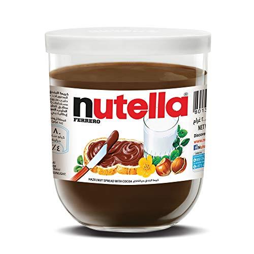 Nutella Crema Spalmabile alla Nocciola e al Cacao, 200g