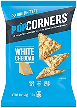 20-Pack Popcorners Gluten Free Chips Snack, 1 Ounce