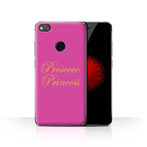 Stuff4 Var voor Prosecco Fashion ZTE-CC ZTE Nubia Z11 Mini Prosecco Prinses