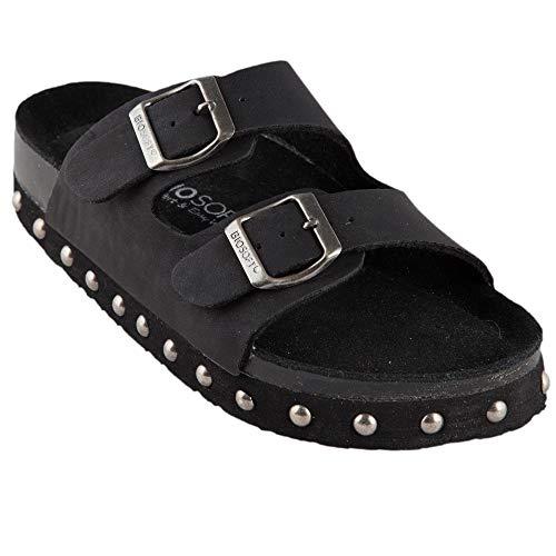 BIOSOFT Damen Sandale FREYA Black 40
