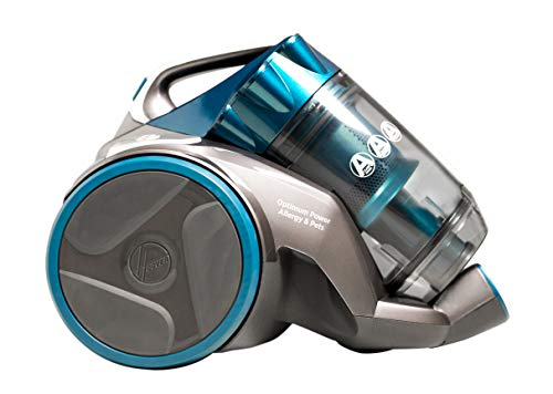 Hoover Optimum Power Allergy and Pets Bagless Cylinder Vacuum Cleaner,...