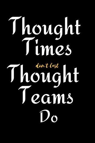 ough Times don't Last Tough Teams Do: Lined Jurnal,Employee Appreciation Gifts for Staff Members,Coworkers - Team Funny Work Notebook, Office Notebook