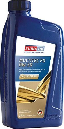 EUROLUB MULTITEC FO 0W-30 Motoröl, 1 Liter