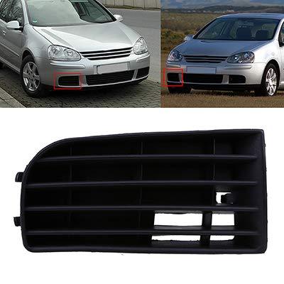 Auto Frontschürze unteres Gitter für VW Golf 5 2004 2005 2006 2007 2008 2009 Auto Side Replacement Accessories,1pcsRight