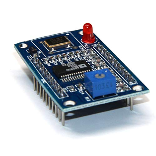 A401 AD9850 Module DDS Signal Generator Module 0-40MHz Test Equipment 2 Sine Wave And 2 Square Wave Output