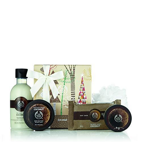 The Body Shop Coconut Festive Picks Small Gift Set