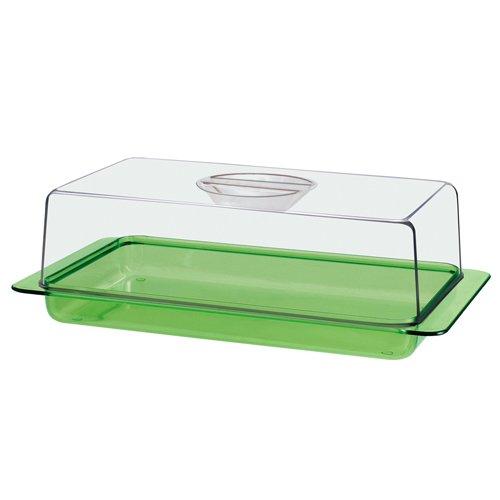 COSMOPLAST Boîte rectangulaire en Plastique pour Stocker Le Fromage modèle : Cosmo 94.
