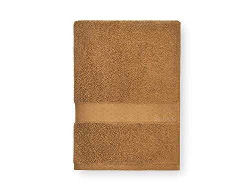 Calvin Klein Tracy, Baumwolle, Bronze, Handtuch